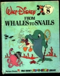Walt Disney Fun-to-learn Whales To Snails V8