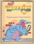 Wuzzles - Hoppopotamus Plays Detective