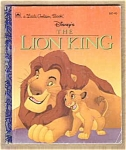 The Lion King - Disney - Little Golden Book