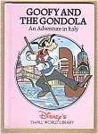 Goofy And The Gondola (An Adventure In Italy)