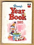 Disney's Year Book 1985