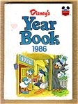 Disney's Year Book 1986