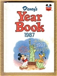 Disney's Year Book 1987