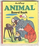 Walt Disney Animal Board Book