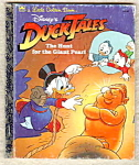 Duck Tales - The Hunt For The Giant Pearl