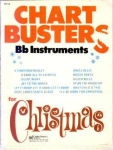 Chart Busters For Christmas B Flat Instrument