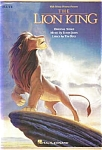 Walt Disney Pictures Lion King - Songs Flute