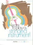 Learn To Play A Stringed Instrument - Violin