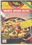 Family Circle Great Ideas Favorite Chicken Recipes