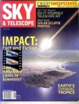 Sky And Telescope Magazine June 1998