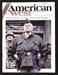 American West - Nov / Dec 1985 Patton