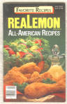 Reallemon All-american Recipes