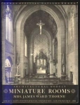 Miniature Rooms Golden Gate 1939