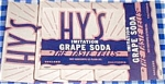 Hy's Grape Soda