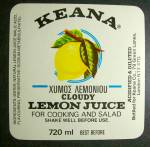 Keana Lemon Juice