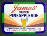 James' Pineappleade