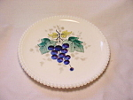 Westmoreland Hand Painted Fruits Salad Plates