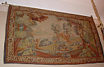 French Aubosson Tapestry