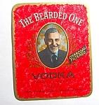 The Bearded One Vodka