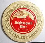 Schlossquell Bierr