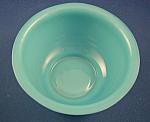Chinese Peking Glass Blue Bowl