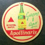 Apollinaris Mineral Water