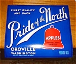 Pride Of The North Apple Label (Blue)