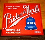 Pride Of The North Apple Label (Red)