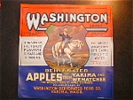 Washington Brand Dehydrated Apples