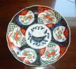 Japanese Imari Small Plate