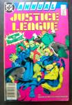 Justice League--annual #1