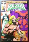 Ka-zar--the Savage #11