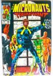 Micronauts--the #58