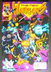 Warrior--the New, Vol. 2, #08