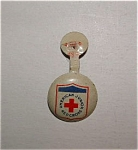 Junior Red Cross Button