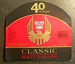 Golden Hawk Malt Liquor