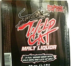 Wild Cat Malt Liquor