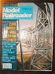 Model Railroader June 1981
