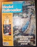 Model Railroader Oct. 1981