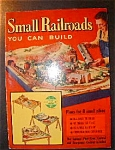 Small Railroads You Can Build