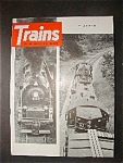 Trains, March 1960