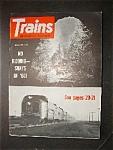 Trains, April 1960