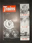 Trains, July 1960