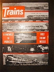 Trains, March 1962