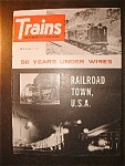 Trains, July 1963