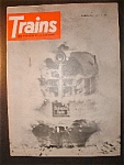 Trains, January 1964