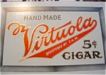 Virtuola Cigar Label