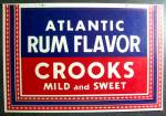 Atlantic Rum Flavor Crooks