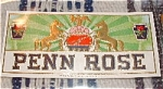 Penn Rose Label