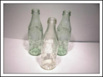 1993 Coca Cola (3)bottles-nh Winston Cup Series